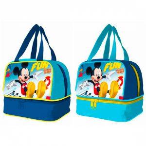 Mickey | Disney Fun Starts | Lancheira | Cor Enviada Aleatóriamente | Produto Licenciado