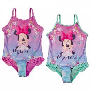 Minnie | Bathing Suit | 3-8 Years | Licensed Product
