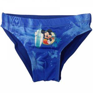 Mickey Mouse | Biquini Criança Azul | 2 aos 6 Anos