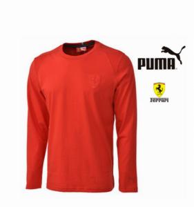 Puma® Ferrari Longsleeve