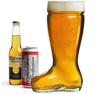 Bota de Cerveja XXL | Capacidade 800 ml!