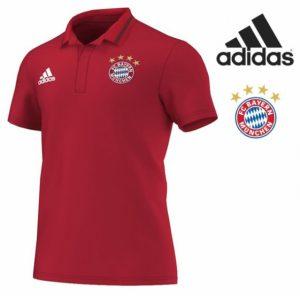 Adidas® Polo Oficial Bayern de Munique | 100% Algodão
