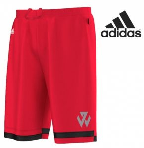 Adidas® Calções Basketball Wall Strett