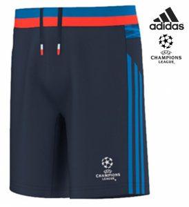 Adidas® Calções de Desporto Júnior UEFA Champions League | Tecnologia Climacool®