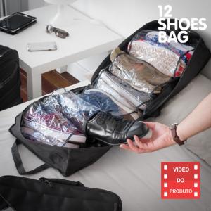 Saco de Viagem para Calçado 12 Shoes Bag |