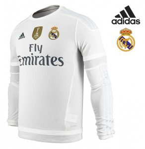 Adidas® SweatShirt Oficial Real Madrid | Fifa® World Champions | Tecnologia Climacool®