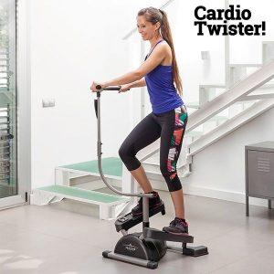 Máquina de Exercício Cardio Twister | Queima Gordura e Tonifica
