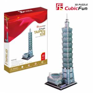 Puzzle Taipei 3D