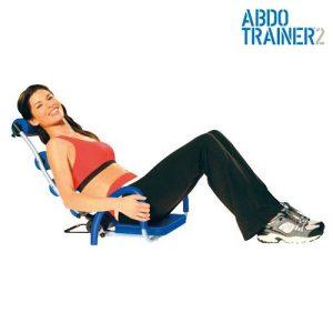 Banco de Abdominais ABDO Trainer| Fácil de Guardar