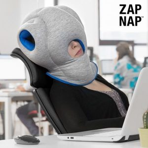 Almofada de viagem Avestruz Zap Nap Alien Pillow | Para Dormir ou Relaxar!
