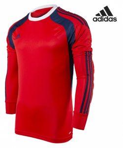 Adidas® Camisola Vermelha Guarda Redes | Tecnologia Climacool®