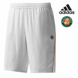 Adidas® Calções Roland Garros Brancos | Tecnologia Climalite®