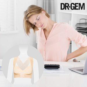 Corpete Corretor de Postura para Mulheres Dr Gem