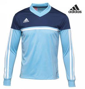 Adidas® Camisola Azul | Tecnologia Climalite®