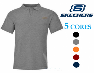Skechers® Polo Made To Last For Work | Disponível em 3 Cores!