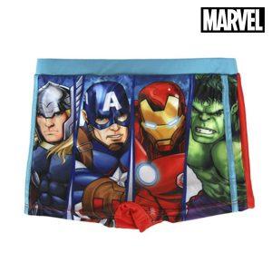 Calções de Banho Boxer The Avengers | 4 aos 8 Anos | Produto Licenciado