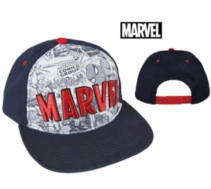 Boné Marvel