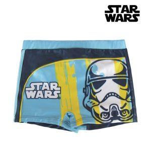 Calções de Banho Boxer Star Wars | 6 aos 10 Anos | Produto Licenciado