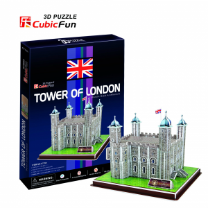Puzzle Tower Of London 3D
