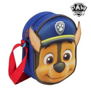 Mochila Pequena 3D Chase | Paw Patrol | Produto Licenciado