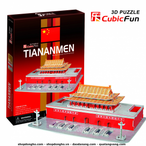 Puzzle Tiananmen 3D
