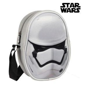 Mochila Pequena 3D StormTrooper | Star Wars | Produto Licenciado
