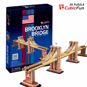 Puzzle Brooklin Bridge 3D