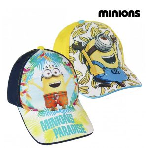 Cap Minions | Available in 2 Styles!