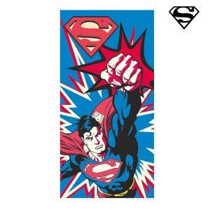 Toalha de Praia Super-Homem | Produto Licenciado!