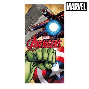 Toalha de Praia The Avengers | Produto Licenciado!