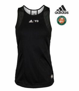 Adidas® Cavada Roland Garros Preta