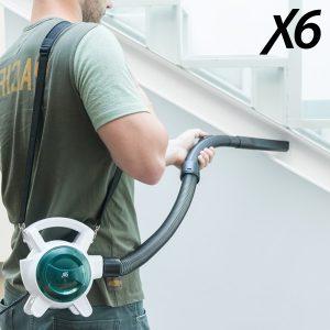Aspirador de Mão e Chão | Handy Vacuum X6 0,5 L | 400-600W