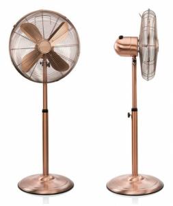 Ventilador de Pé Metálico Retro Tristar