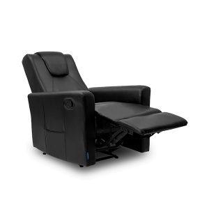 Poltrona Relaxe | 10 Modos Massagem | 8 motores De Vibração Silenciosos | Cecorelax 6151