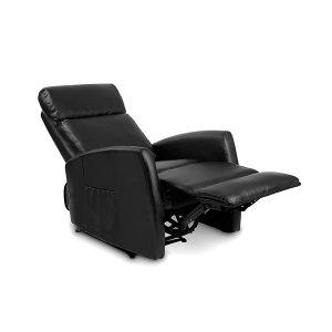 Poltrona Relaxe | 5 Modos Massagem | 8 Motores De Vibração Silenciosos | Cecorelax 6180