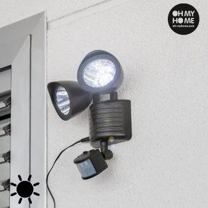 Candeeiro Solar Com Sensor de Movimento | My Home !