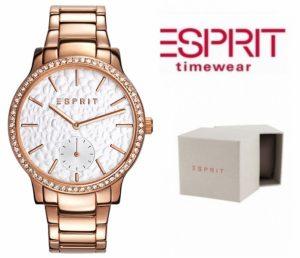 Relógio Esprit® Jamie | Rose Gold