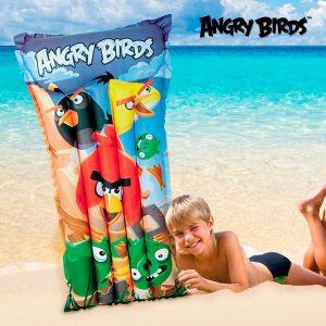 Colchão Insuflável Angry Birds