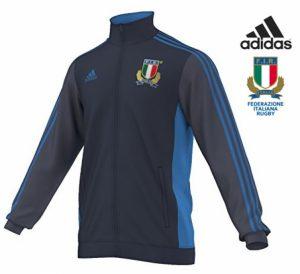 Adidas® Casaco Performance Itália Azul