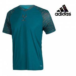 Adidas® T-Shirt Messi Azul | Tecnologia Climacool®