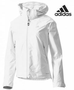 Adidas® Casaco De Treino 3 Em 1 Branco | Tecnologia ClimaProof®