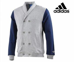Adidas® Blazer | Cinzento e Azul Escuro