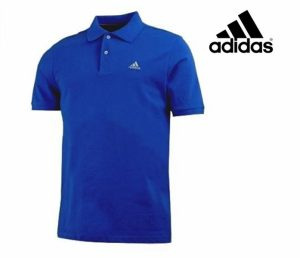 Adidas® Polo Performance Essencials | Azul