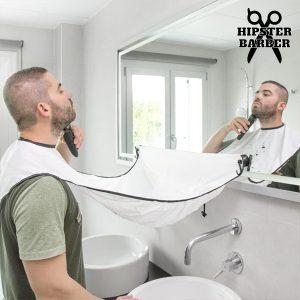 Protector para a Barba com Ventosas Beard Bib
