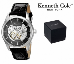 Relógio Kenneth Cole® New York Automatic Collection | 3ATM