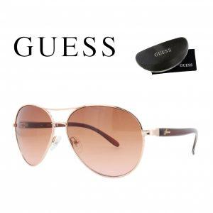 Guess® Óculos de Sol GUF235 RGLD 52-A | Rosa Dourado