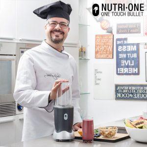 Liquidificadora Nutri·One Plus Com Livro De Receitas