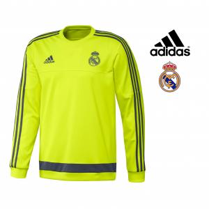 Adidas® Camisola Real Madrid | Amarelo Flourescente