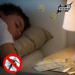 Pack 72 Unidades Adesivos Anti-mosquitos Happy Smiles Edição Especial | VEJA VIDEO !