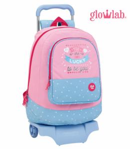 Glowlab® Mochila Trolley  | Carro 905
